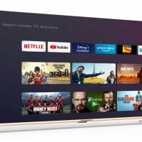 Thomson forays into 4K bezel-less Android smart television segment