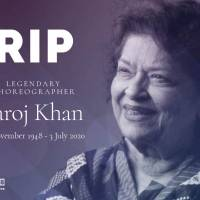 National award winning Bollywood choreographer Saroj Khan passes away aged 71