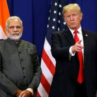America loves India, says US President Donald Trump