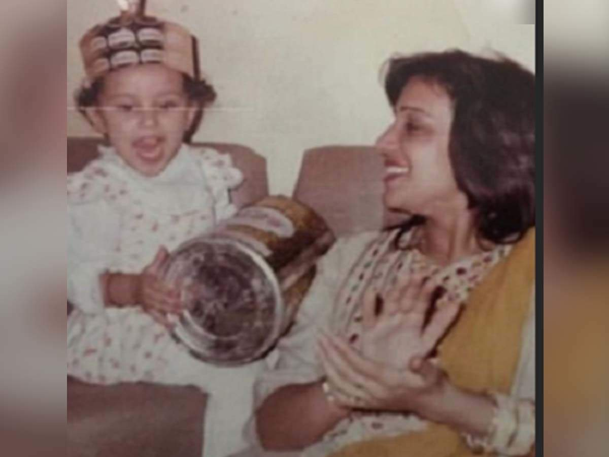 Parineeti's childhood pic is too cute to miss
