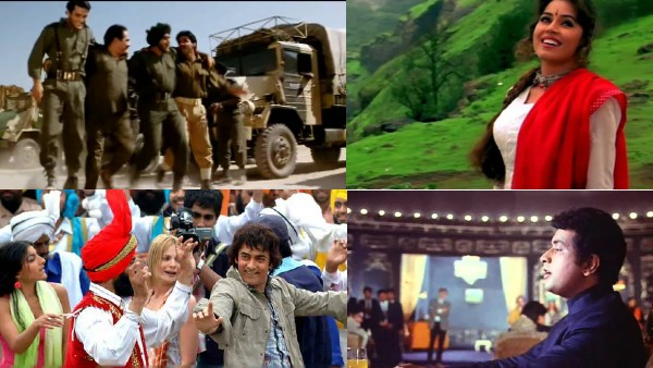 Patriotism On Silver Screen: 10 Bollywood Songs Which Will Make Your Patriotic Josh High!