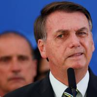 Jair Bolsonaro bets #39;miraculous cure#39; for COVID-19 can save Brazil — and his life