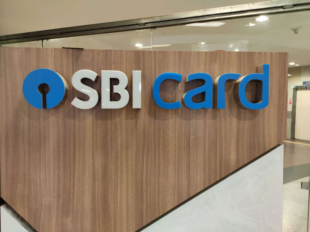 Trending stocks: SBI Card shares rise nearly 1%