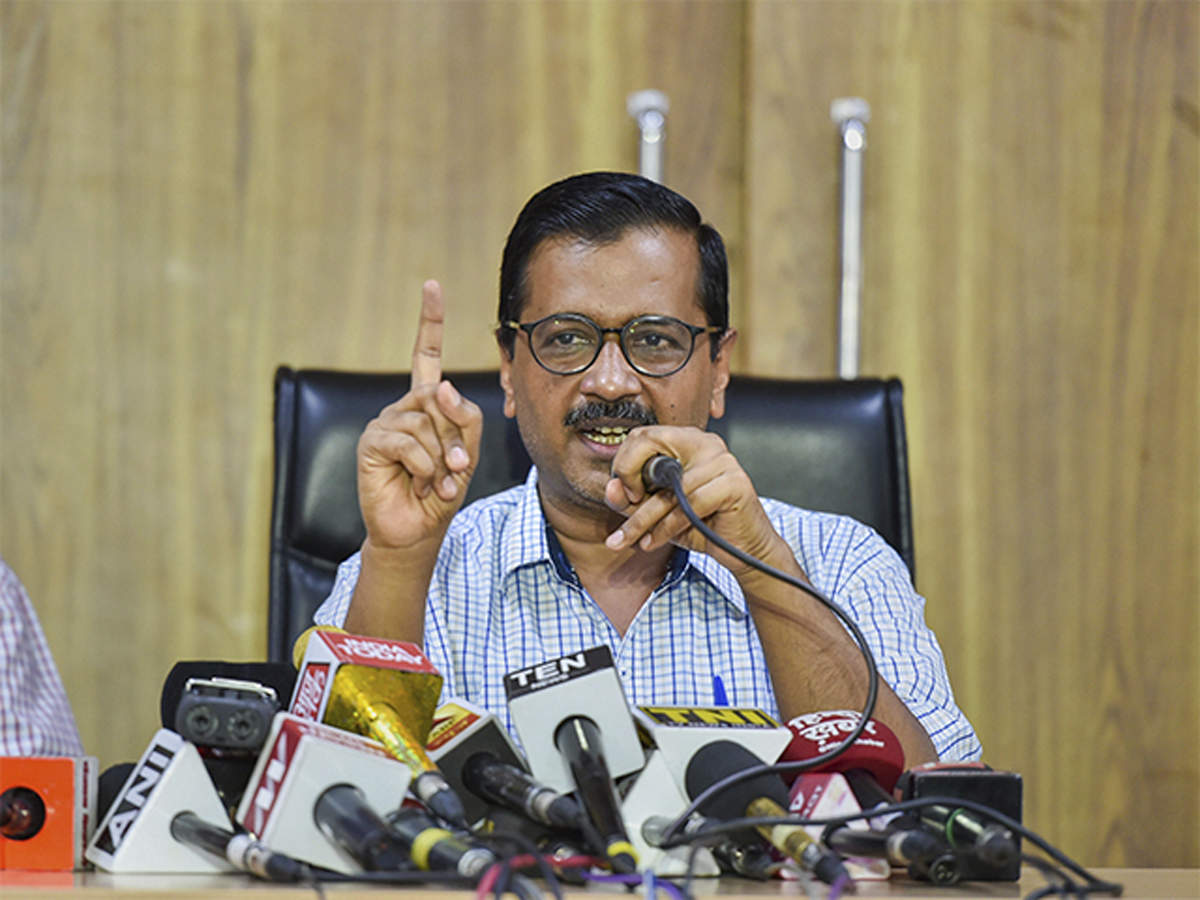 Delhi govt is providing plasma for free, people don't need to buy it: Arvind Kejriwal