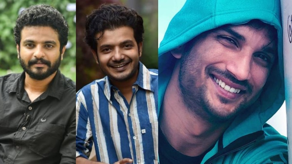 Sushant Singh Rajput: Sreenath Bhasi & Neeraj Madhav Missed The Chance To Work With The Late Actor!