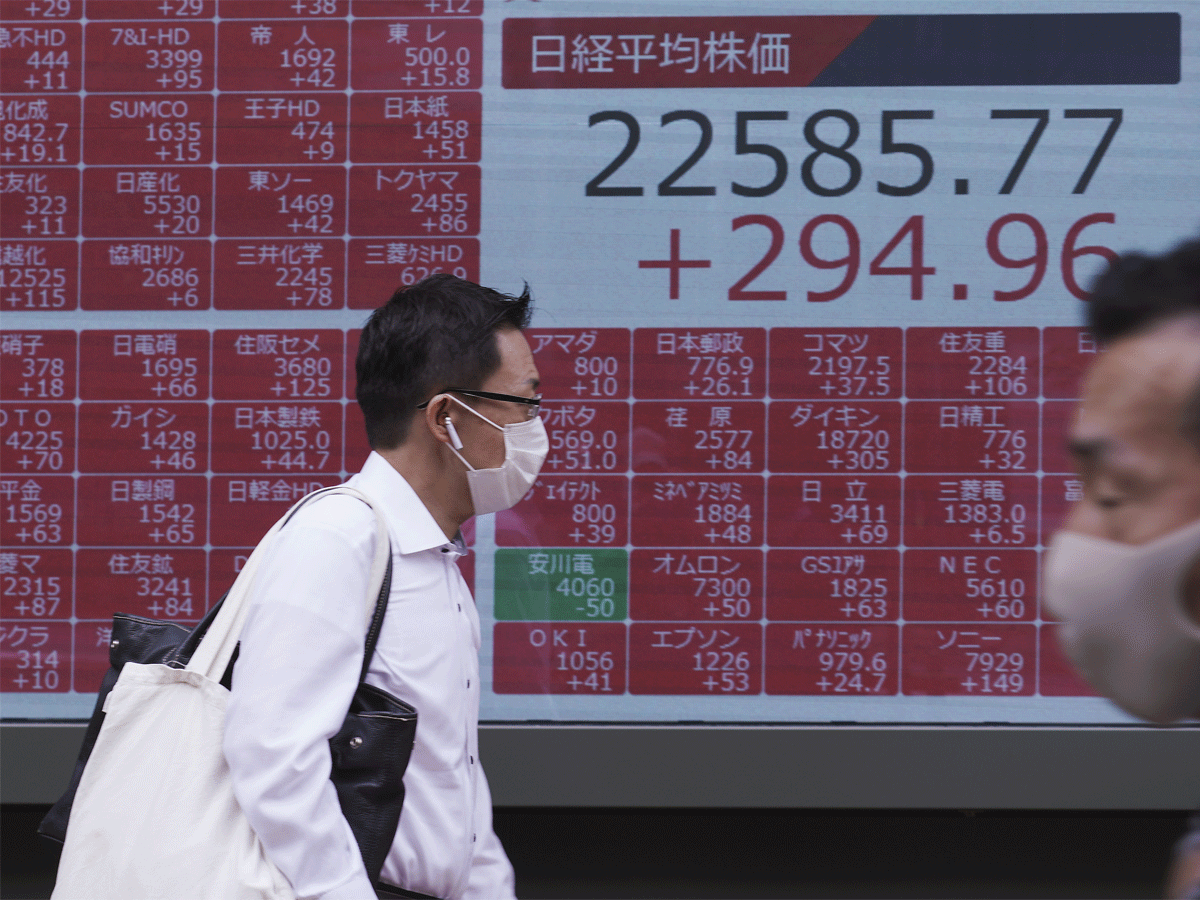 Asia share rally pauses on Sino-US tensions