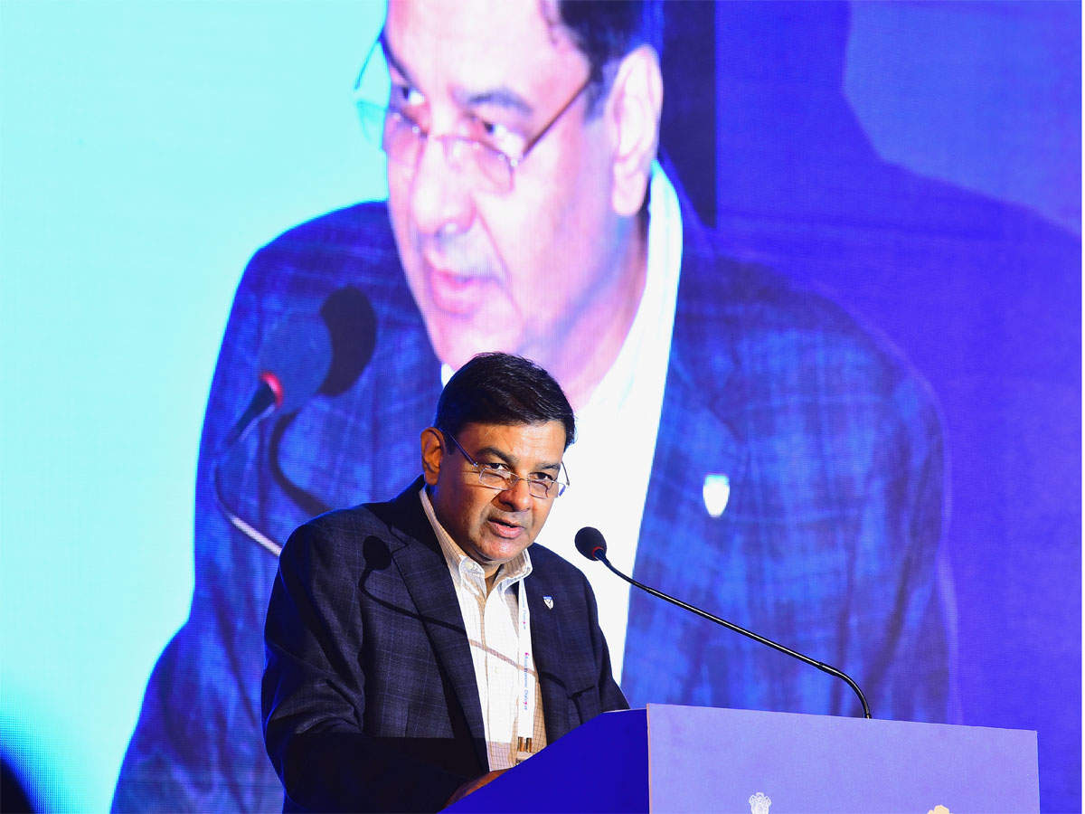 Former RBI Governor Urjit Patel says new bankruptcy law caused rift with government