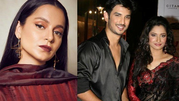 Kangana Ranaut Claims Ankita Told Her Sushant Suffered So Much Humiliation That He Couldn't Take It