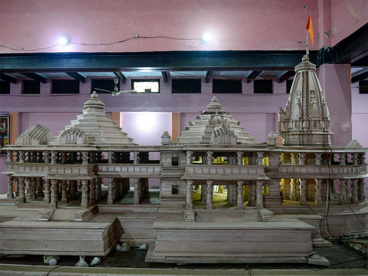 High Court dismisses plea against 'Bhoomi Pujan' for Ram temple at Ayodhya