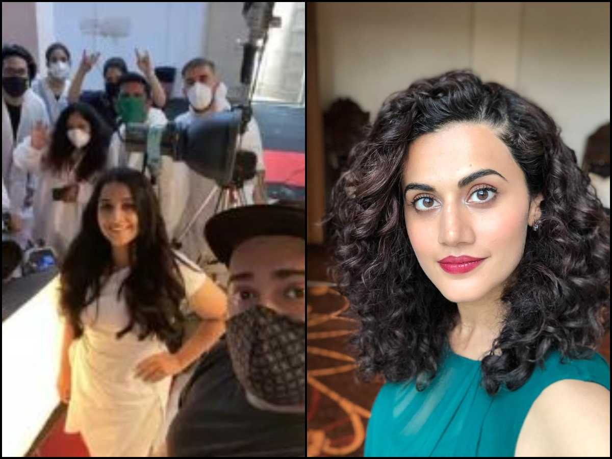 Bollywood actresses who resumed shoot