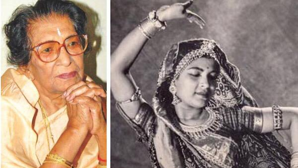 Legendary Dancer Amala Shankar Dies Aged 101 In Kolkata