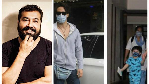 Anurag Kashyap Points At Nepotism By Media And Audience Using Taimur And Tiger Shroff's Example