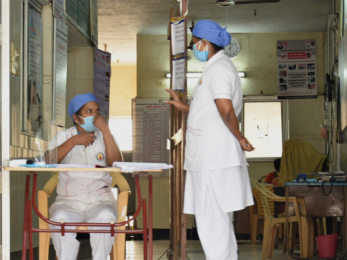 Nurses dealing with non-COVID patients cannot be covered under Centre's insurance scheme: HC