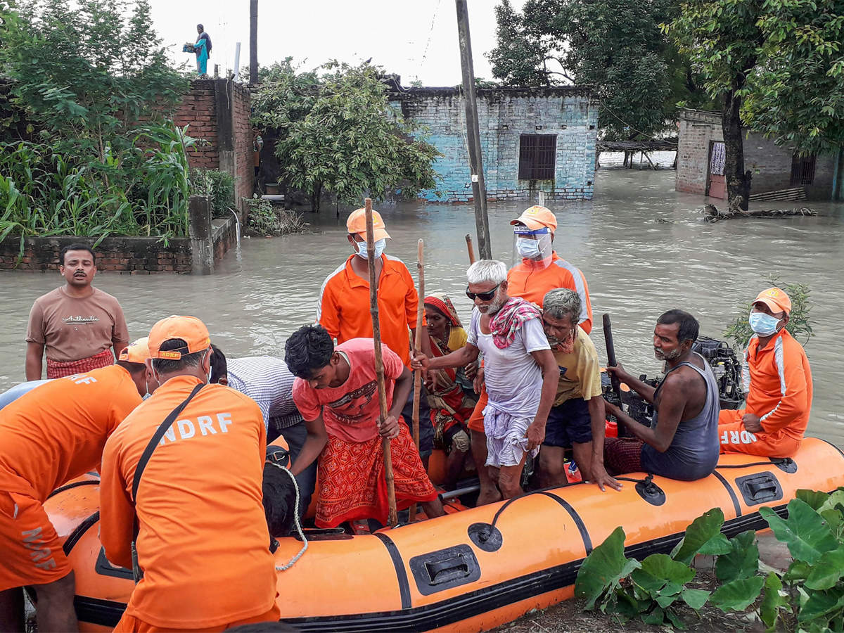 Bihar floods: Nearly 15 lakh affected in 11 flood-hit districts, Darbhanga worst hit
