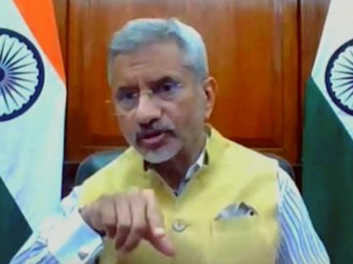 India and Israel's partnership is currently focussed on combating COVID-19: S Jaishankar