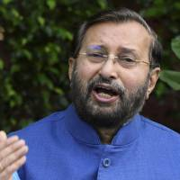 Your suggestions on draft EIA unfounded: Prakash Javadekar tells Jairam Ramesh