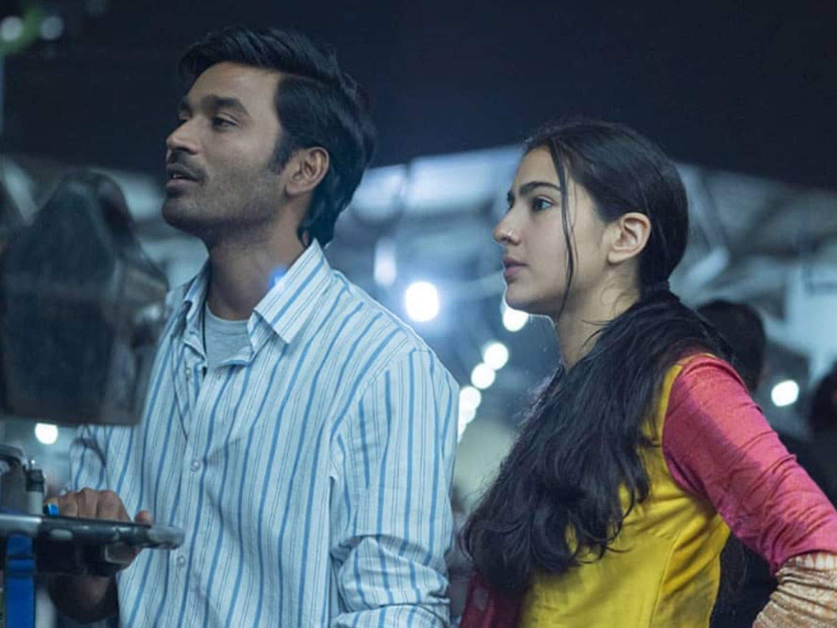 Pic: Dhanush-Sara's new 'Atrangi Re' still