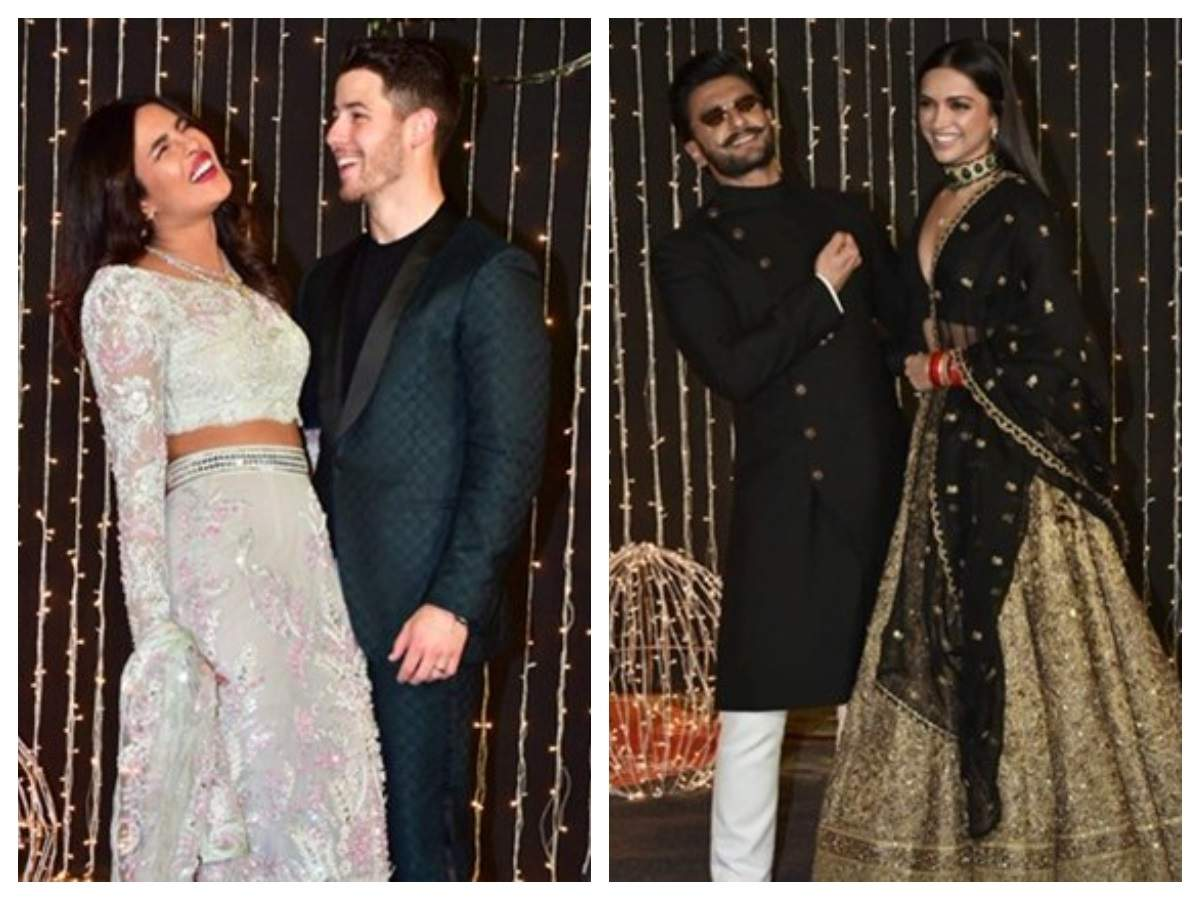 When DP danced at Priyanka's reception
