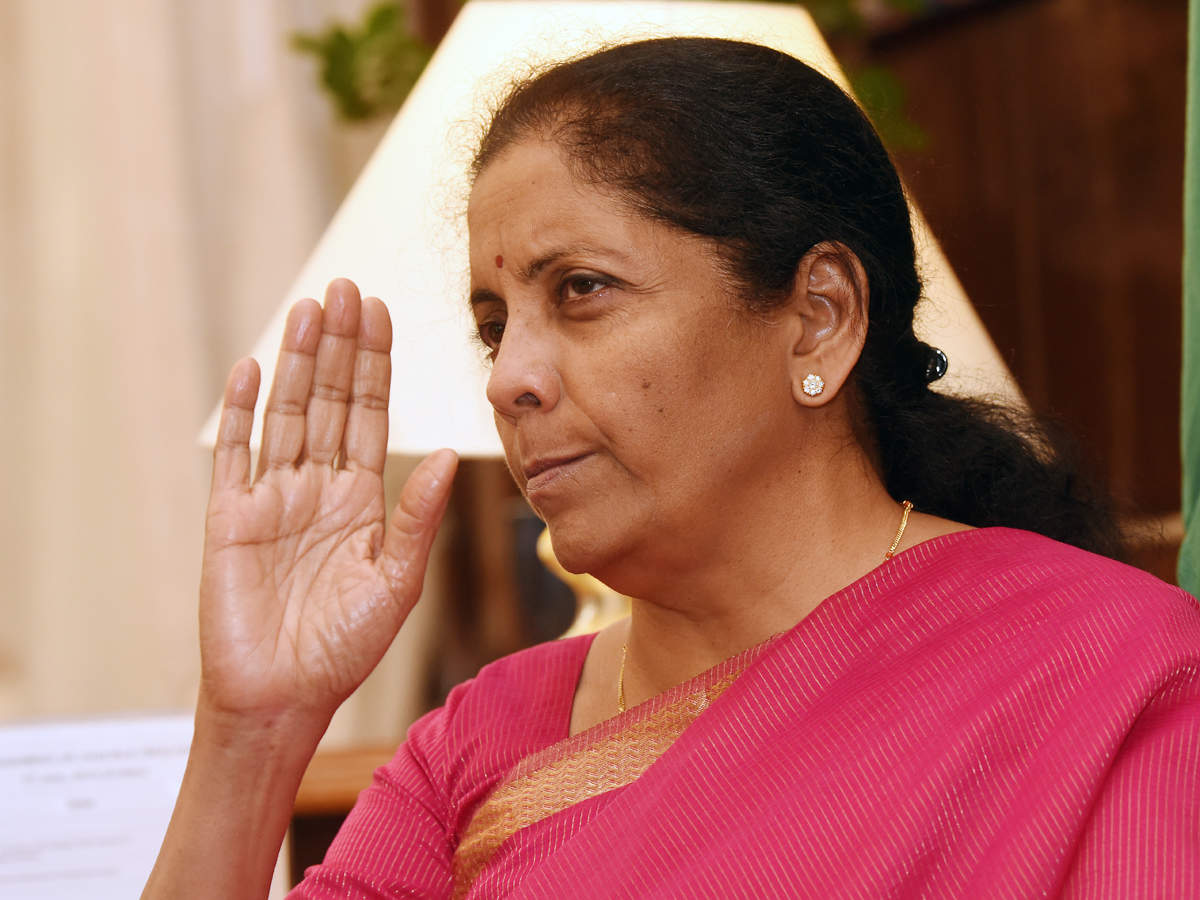 Govt to go ahead with divestment of 23 PSUs cleared by Cabinet: Finance Minister Nirmala Sitharaman