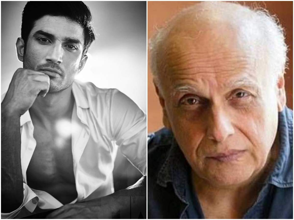 Bhatt: SSR was never approached for Sadak 2