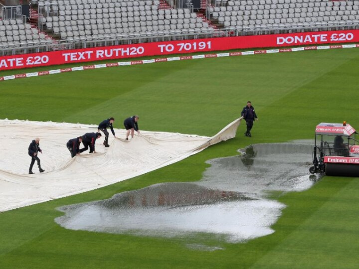 Eng vs WI 3rd Test, Day 4: Play Abandoned Due To Incessant Rain At Old Trafford