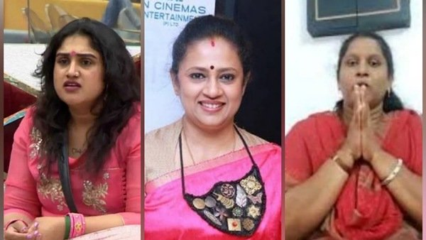 Lakshmy Ramakrishnan Sends Legal Notice To Vanitha Vijaykumar Post Their Altercation On Social Media