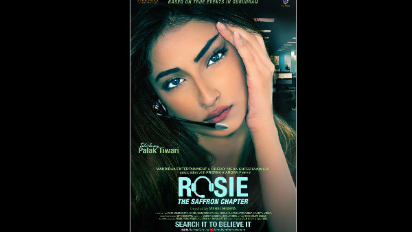 Prerna V Arora Introduces Palak Tiwari In & As Rosie