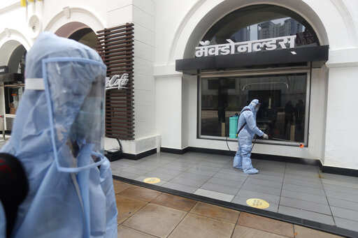 The reason why big countries such as India are at a disadvantage in dealing with pandemics