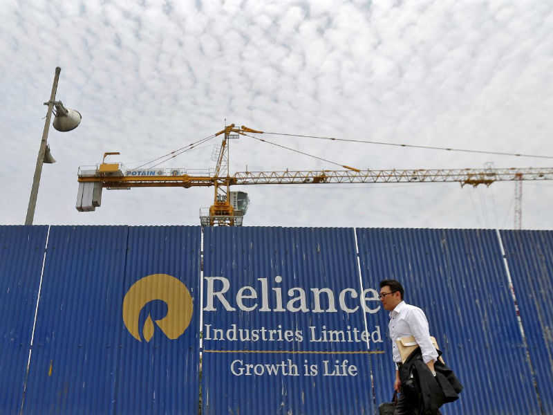 Trending stocks: Reliance Industries shares  down over  1%