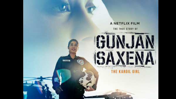 Netizens Roast Janhvi Kapoor Over Her 'Expressionless' Act In Gunjan Saxena: The Kargil Girl Trailer