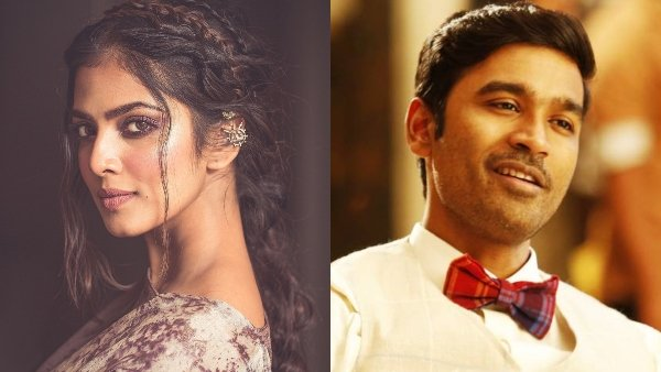 RUMOUR HAS IT! Dhanush To Romance Malavika Mohanan In D43?