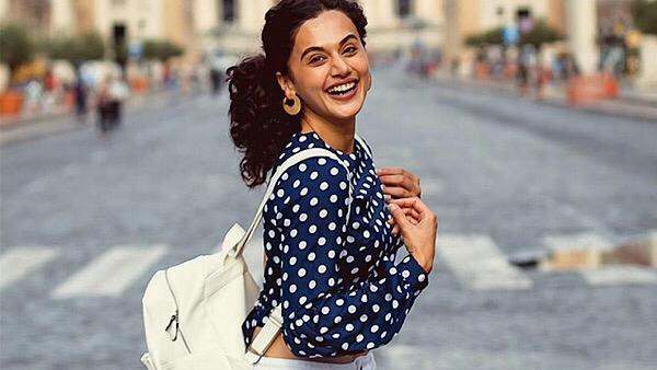 Is Taapsee Pannu Backed By The 'Movie Mafia'? Find Out