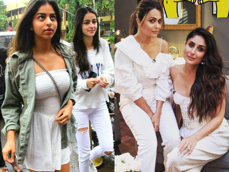 Meet the most stylish BFFs in Bollywood