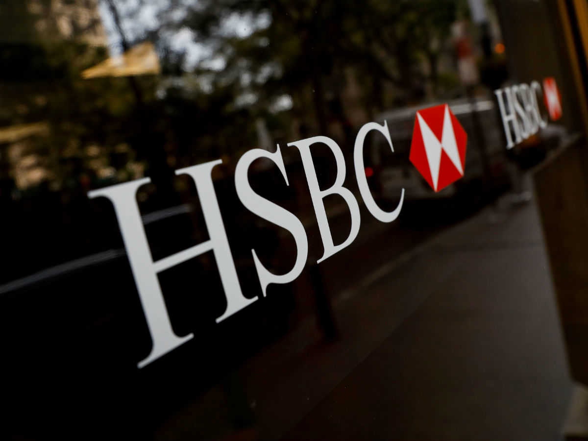 HSBC first-half profit plunges 65% as loan provisions rise