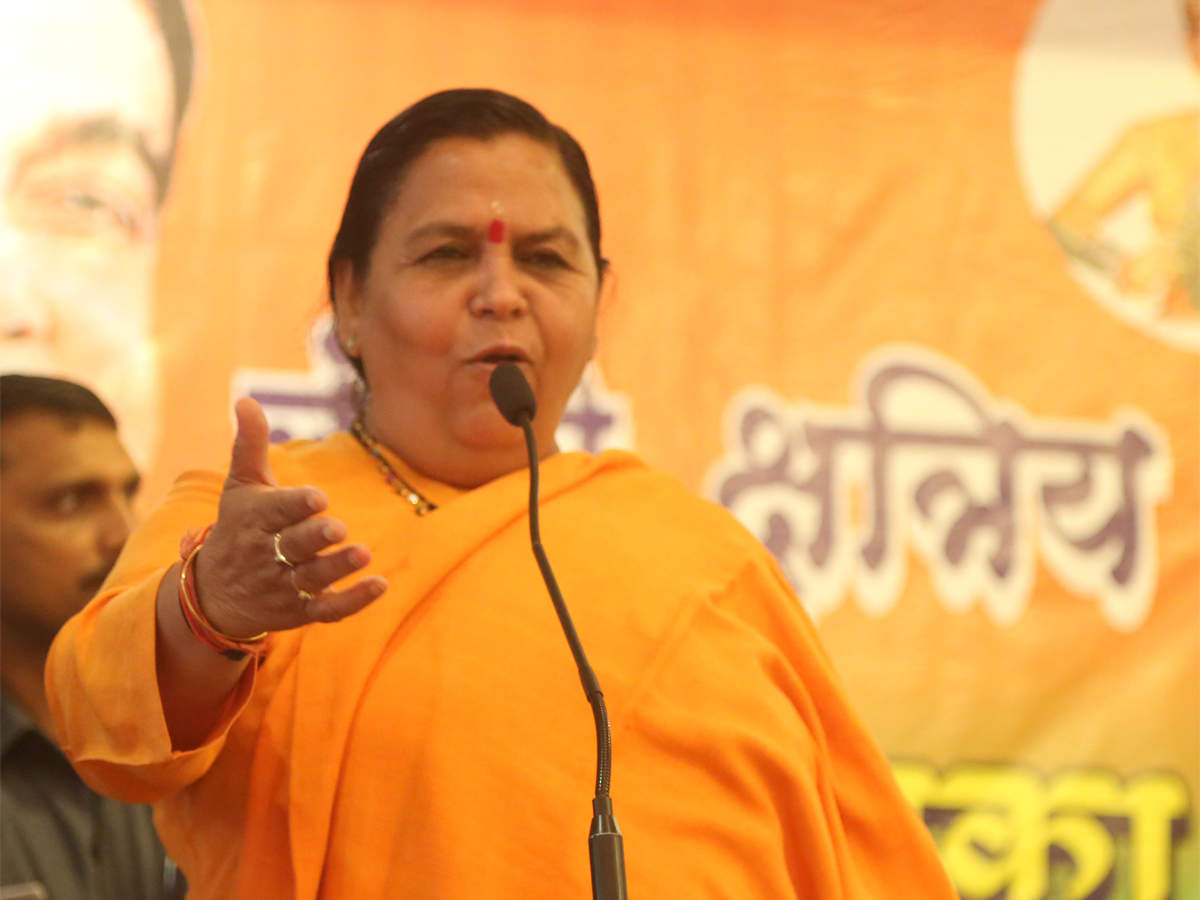 Will go for Ramlala's darshan after Prime Minister Modi, others leave: Uma Bharti