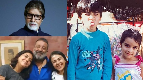 Raksha Bandhan 2020: Amitabh Bachchan, Sanjay Dutt And Others Extend Warm Wishes To Fans
