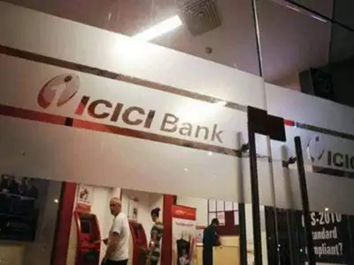 Trending stocks: ICICI Bank shares gain nearly 1%