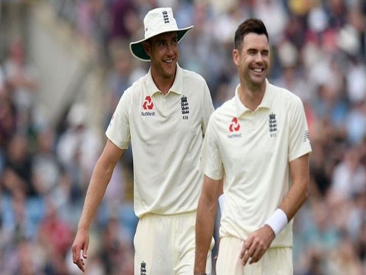 Anderson-Broad Lethal Seam Bowling Pair Outclass Rival Fast Bowling Duos With Their Sheer Consistency And Longevity At Very Top