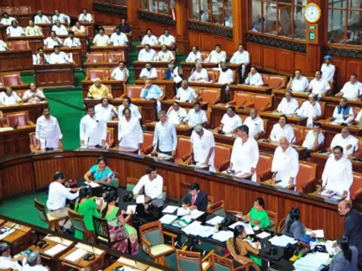 Karnataka govt is in a fix to hold legislature session by September 23