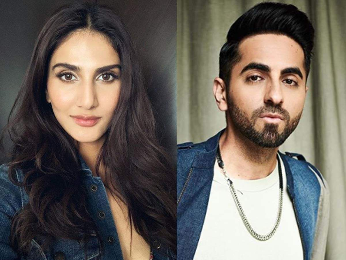 Vaani & Ayushmann to team for Abhishek's next
