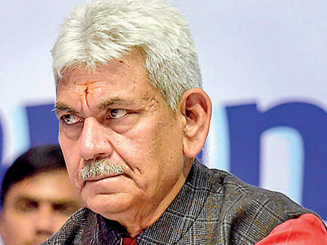 Manoj Sinha's main task is likely to be kick-starting political activities