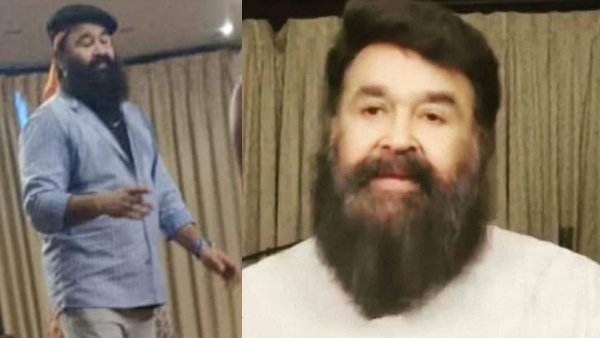 Mohanlal's New Look Sets Social Media On Fire!