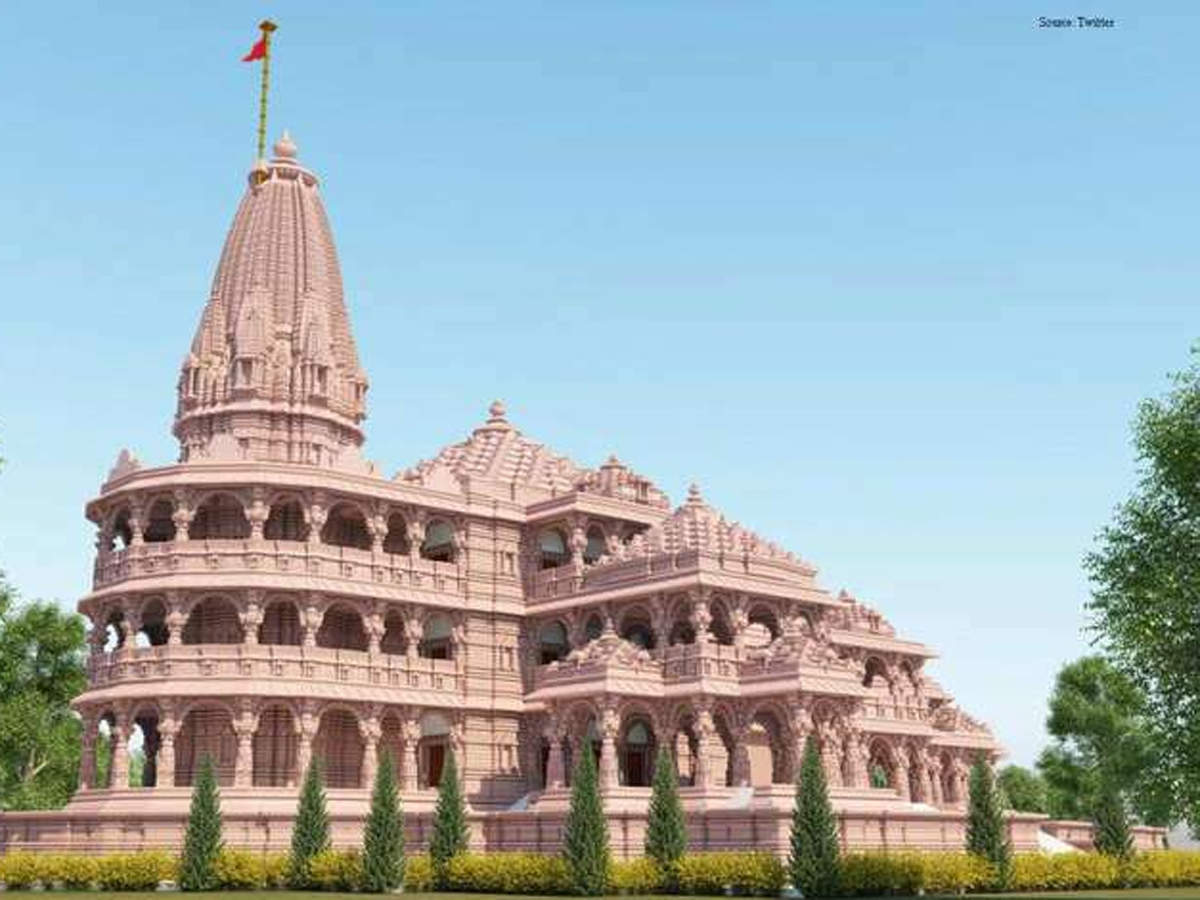 Next steps on Ram Temple: Digging to start soon after monsoon, first floor could be ready in 18 months