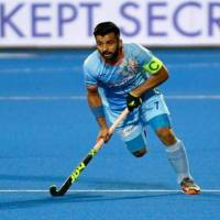 Indian hockey captain Manpreet Singh and 4 other players test positive for COVID-19