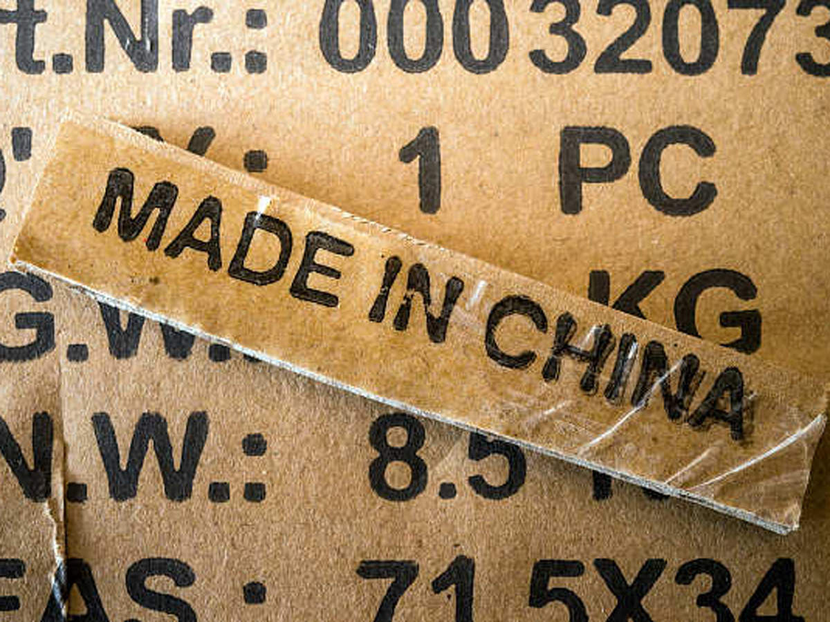 Hong Kong goods for export to U.S. to be labelled made in China post September 25