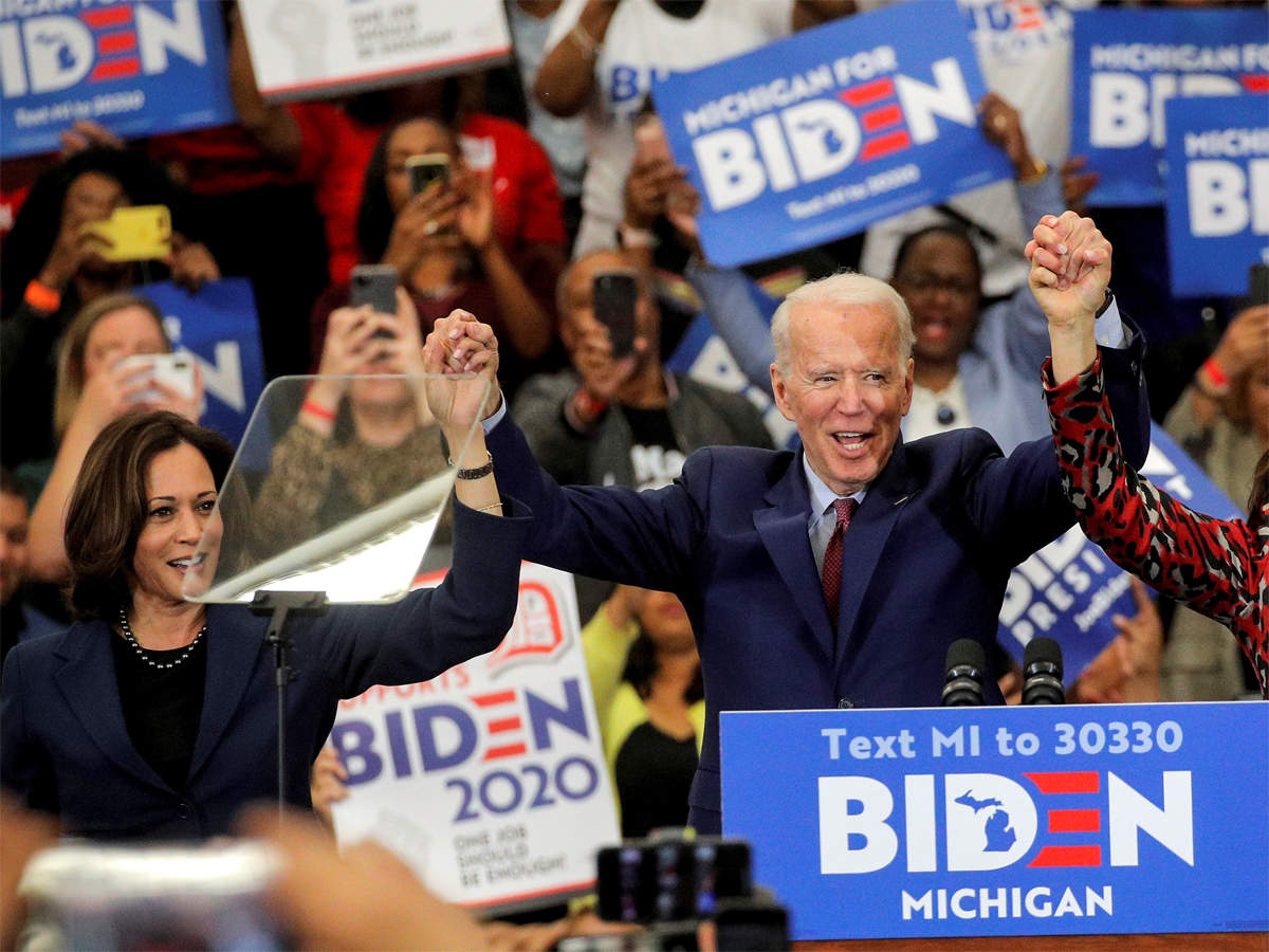 Joe Biden, Kamala Harris to make unusual campaign debut in the era of coronavirus