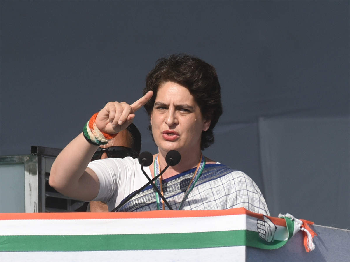 Need to support youth in their 'fight' for employment: Priyanka Gandhi
