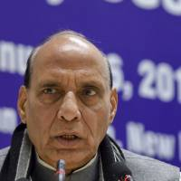 What happened in Rajya Sabha today #39;very saddening#39;, says Rajnath Singh on ruckus due to farm bills