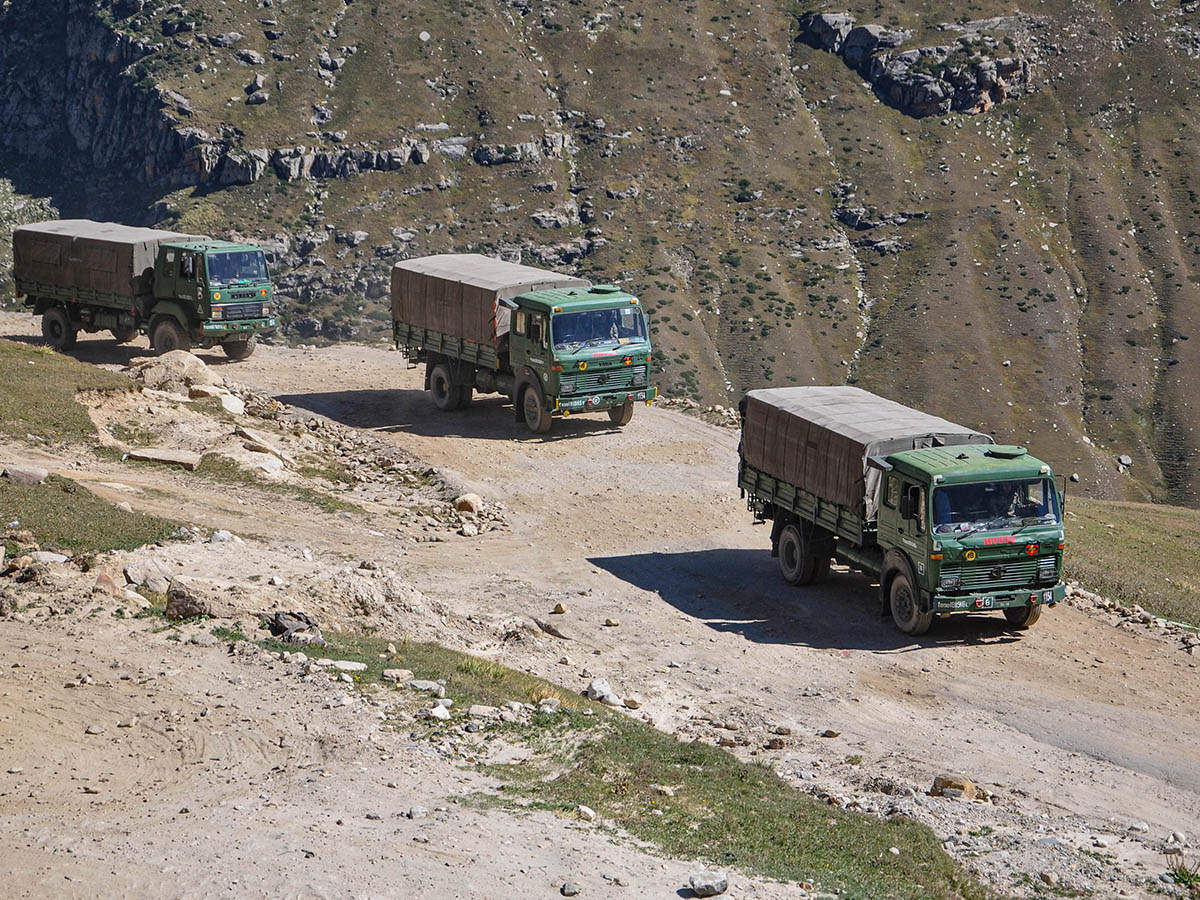 India tells China to move back to positions before April-May time frame in eastern Ladakh