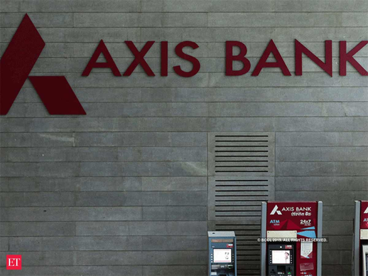Stock market news: Axis Bank shares gain nearly 1%
